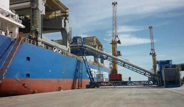 Industrias Sanz Sector portuario 1