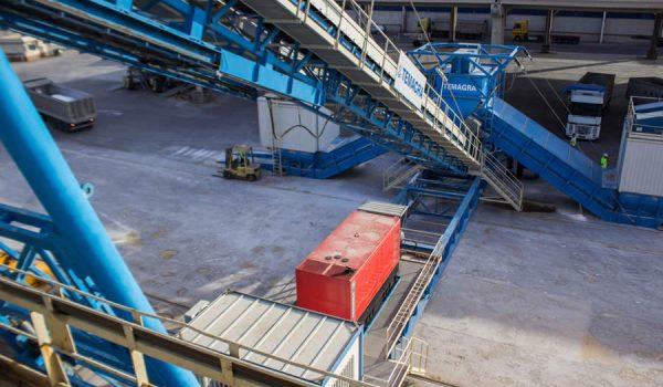 Industrias Sanz Sector portuario 11