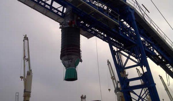 Industrias Sanz Sector portuario 13